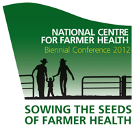 Sowing the seeds of farmer health conference 2012