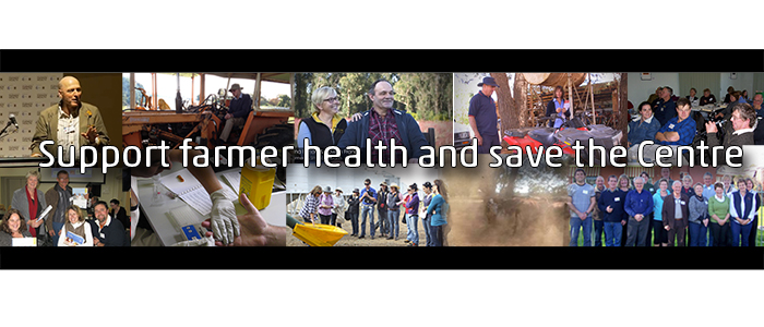 Support farmer health – NCFH continues to battle for core funding to survive