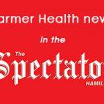 Farmer health news in The Hamilton Spectator