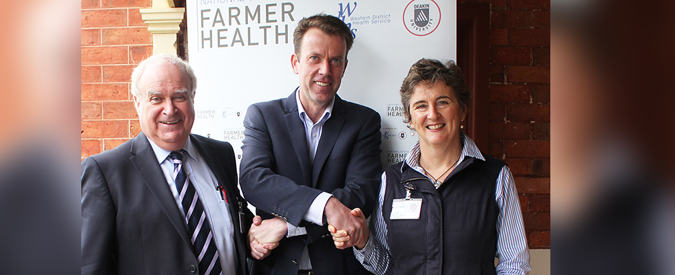 Health boost for farmers