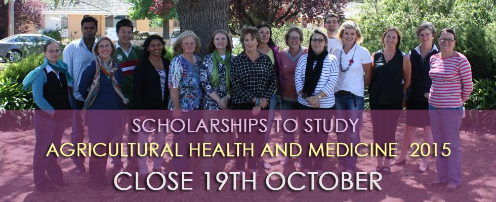 HMF701 Scholarships 2014