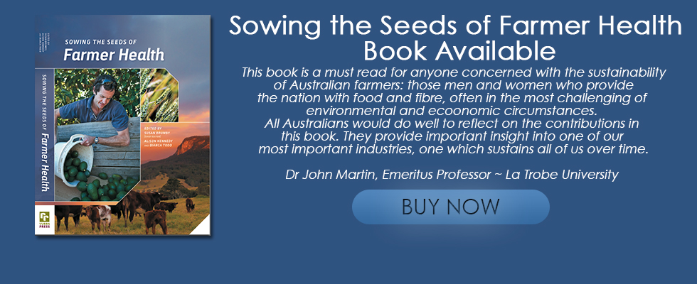 Sowing the Seeds of Farmer Health Buy Now